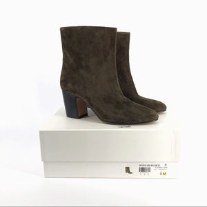 Vince Shoes - Vince | Dryden Suede Ankle Booties 8
